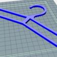 Download free 3D printer designs Baby hanger / Baby Hanger, Tchaoboy