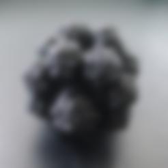 3dsymbool_kleiner.stl Download free STL file Cloudy shape • 3D print design, MaterialsToBuils3D