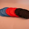Télécharger fichier imprimante 3D gratuit Capuchon de couvercle de lentille de caméra S10, Goedkope3Dfilamenten