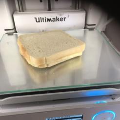 Free 3d model Sandwich life hack, Goedkope3Dfilamenten