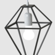 Capture d'écran 2017-09-19 à 11.23.18.png Download free STL file wire frame Lamp shade • Design to 3D print, MaterialsToBuils3D