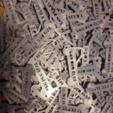 Free 3d print files Stockcar keychain, Goedkope3Dfilamenten