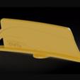 Free stl file Sparta yellow plate, Goedkope3Dfilamenten