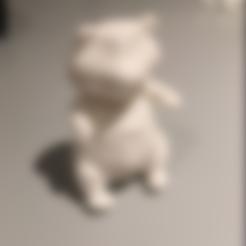 Free 3D printer file Hamster, Goedkope3Dfilamenten