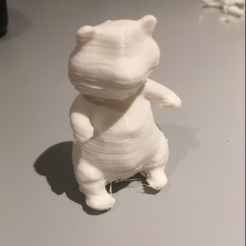 Free 3d printer files Hamster, Goedkope3Dfilamenten