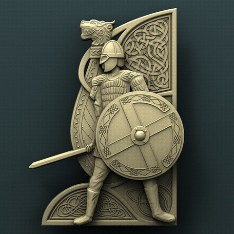 Download free 3D model Viking, stl3dmodel