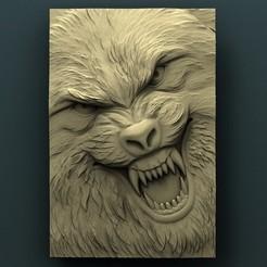 3d model Wolf, Agorbar