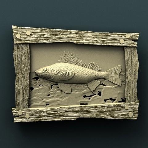 Download free 3D printer model Fish, stl3dmodel