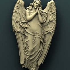 3d printer designs Angel, Agorbar