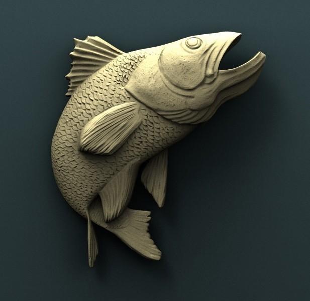 934. Panno.jpg Download free STL file Fish • Template to 3D print, stl3dmodel