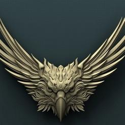 3d print files Eagle, Agorbar