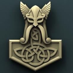 stl Thor's Hammer, Agorbar