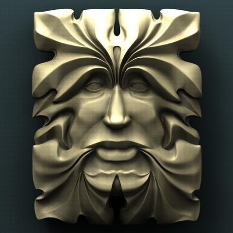 B162.jpg Download free STL file Druid • Model to 3D print, stl3dmodel