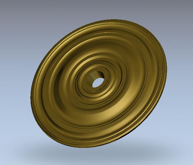 108.jpg Download free OBJ file Vintage mouldings for old classic apartments cnc art router machine 3D printed • Design to 3D print, stl3dmodel