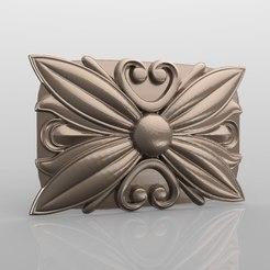 Descargar Modelos 3D para imprimir gratis Molduras vintage para apartamentos clásicos antiguos fresadora cnc art machine Impreso en 3D, stl3dmodel