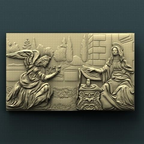 Télécharger fichier imprimante 3D gratuit Religion, stl3dmodel