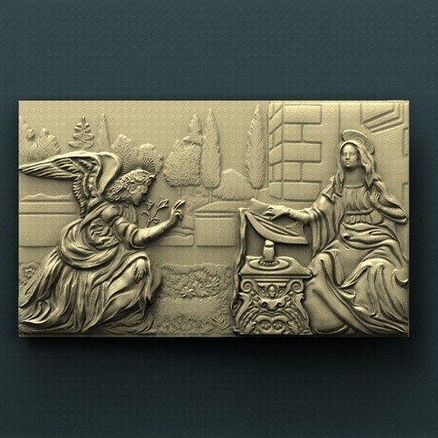 B179.jpg Download free STL file Religion • 3D print design, stl3dmodel