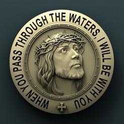 Download free 3D printer files Jesus, Bible Verses, stl3dmodel