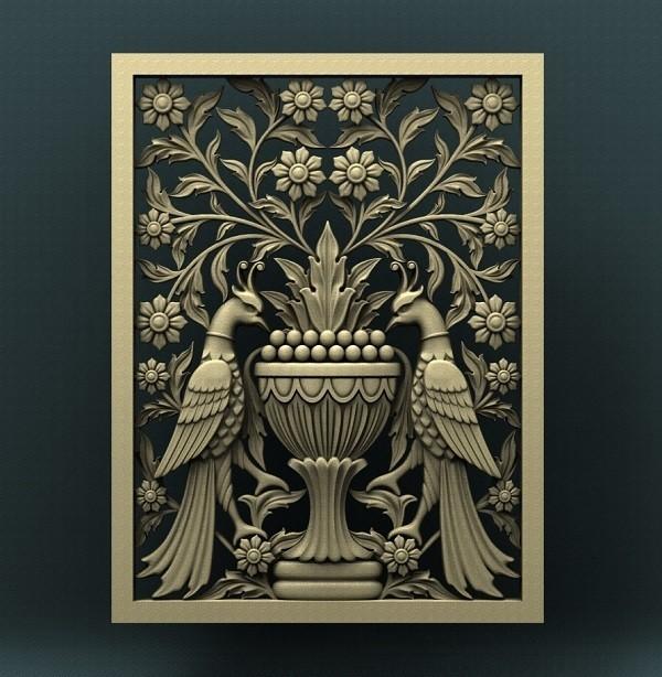B180.jpg Download free STL file Flowers • 3D printable object, stl3dmodel
