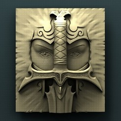 Free 3D print files Warrior, stl3dmodel