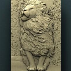 3d printer model Lion, Agorbar