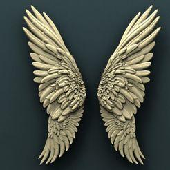 3d printer designs Angel Wings, Agorbar
