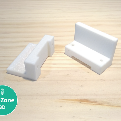 soporte3.png Download free STL file PC hanger / Stands hanging PC • 3D printable model, neoZone3D