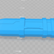 Download free 3D printing templates Hanzo Quiver - Overwatch, DonProps