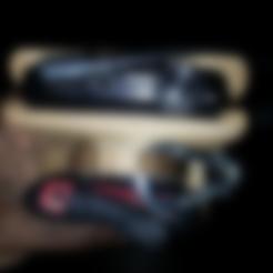 Download free STL Fiio Itouch 4 Holder, ChrisBobo