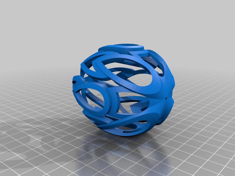 Easter_Egg_4-2020.png Télécharger fichier STL gratuit Collection d'œufs de Pâques en résine 2 • Plan à imprimer en 3D, ChrisBobo
