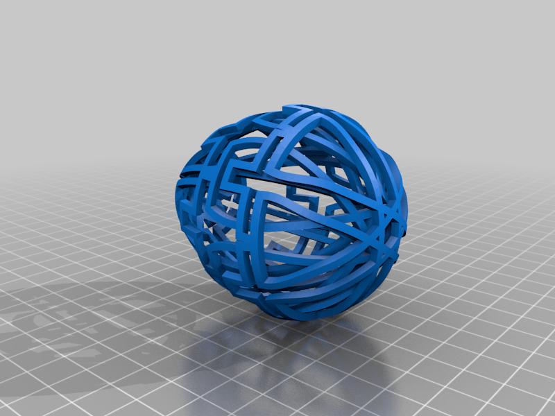 Easter_Egg_9-2020.png Télécharger fichier STL gratuit Collection d'œufs de Pâques en résine 2 • Plan à imprimer en 3D, ChrisBobo