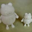 Télécharger fichier impression 3D gratuit Monokuma, ChrisBobo