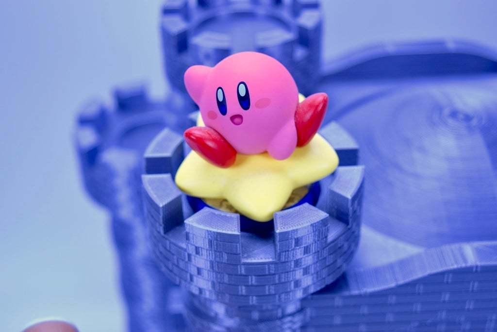 fullsizeoutput_353.jpeg Download free STL file Castle Dedede - Amiibo Prop • 3D printable object, ChrisBobo
