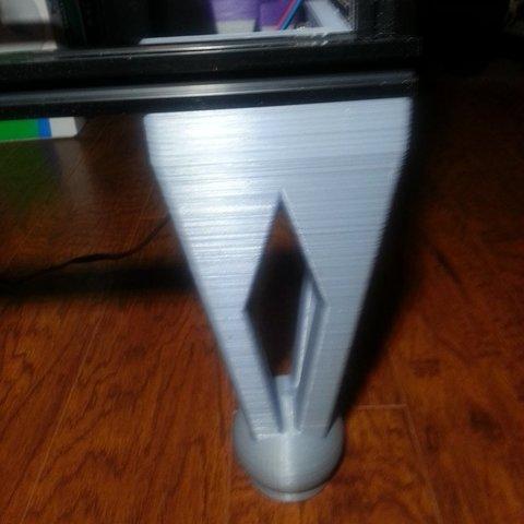 dd838c135720fc75d2acb626639fb30c_display_large.jpg Télécharger fichier STL gratuit Tronxy X5S Jambes • Design imprimable en 3D, ChrisBobo