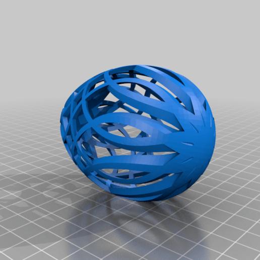 Easter_Egg_2-2020.png Télécharger fichier STL gratuit Collection d'œufs de Pâques en résine 2 • Plan à imprimer en 3D, ChrisBobo