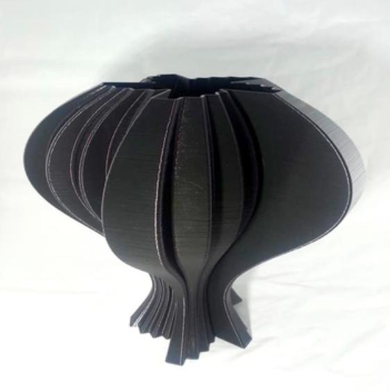 Capture d'écran 2018-07-16 à 18.23.49.png Download free STL file Cascade Vase • 3D printing design, ChrisBobo