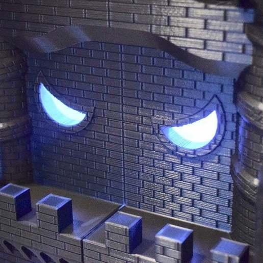 fullsizeoutput_34e.jpeg Download free STL file Castle Dedede - Amiibo Prop • 3D printable object, ChrisBobo