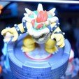 Télécharger modèle 3D gratuit Bowser's Keep Amiibo Display Base, ChrisBobo