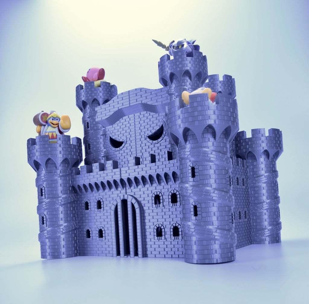 fullsizeoutput_343.jpeg Download free STL file Castle Dedede - Amiibo Prop • 3D printable object, ChrisBobo