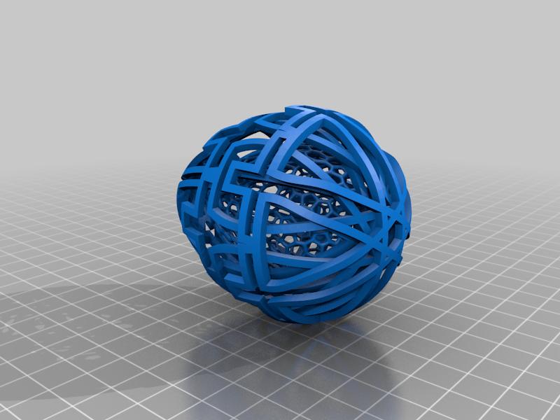 Easter_Egg_8-2020.png Télécharger fichier STL gratuit Collection d'œufs de Pâques en résine 2 • Plan à imprimer en 3D, ChrisBobo