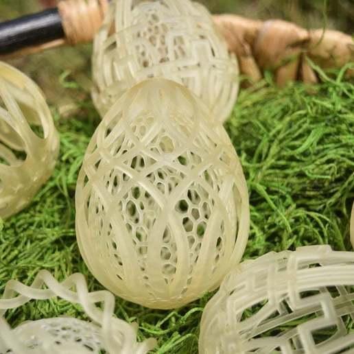 DSC_0061.JPG Télécharger fichier STL gratuit Collection d'œufs de Pâques en résine 2 • Plan à imprimer en 3D, ChrisBobo