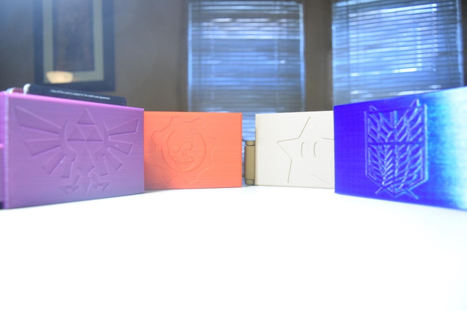 Capture d'écran 2017-09-20 à 09.49.48.png Télécharger fichier STL gratuit Video Game / Anime Themed Wallets • Objet pour imprimante 3D, ChrisBobo