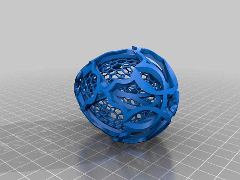 Easter_Egg_10-2020.png Télécharger fichier STL gratuit Collection d'œufs de Pâques en résine 2 • Plan à imprimer en 3D, ChrisBobo