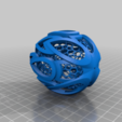 Download free 3D printing templates Resin Easter Egg Collection 2, ChrisBobo