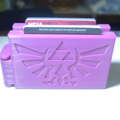 Capture d'écran 2017-09-20 à 09.49.42.png Download free STL file Video Game/Anime Themed Wallets • 3D print design, ChrisBobo