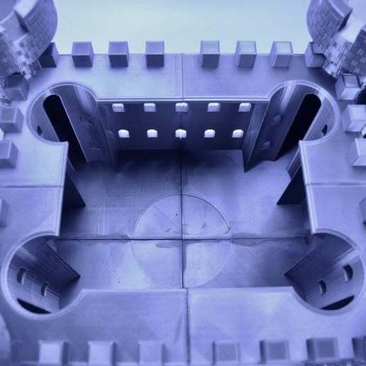 fullsizeoutput_347.jpeg Download free STL file Castle Dedede - Amiibo Prop • 3D printable object, ChrisBobo