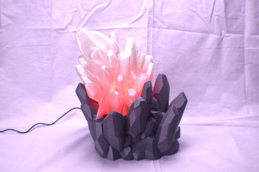 d9d50d0e3863d8273db74465a124b1bf_display_large.JPG Download free STL file Crystal LED Lamp • Design to 3D print, ChrisBobo