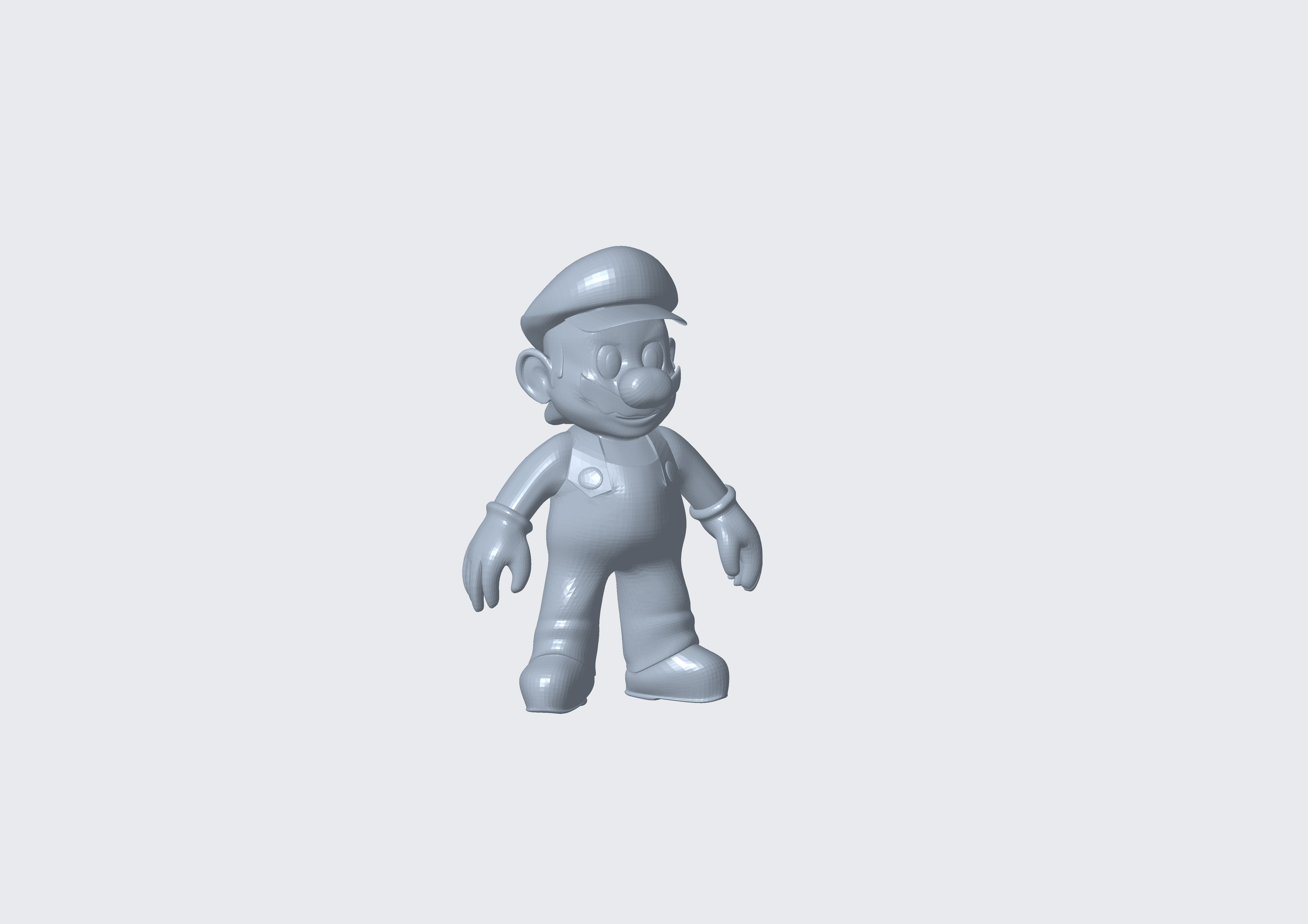mario1.png Download free STL file mario.,, how to work on .stl file • 3D printer object, CADEN
