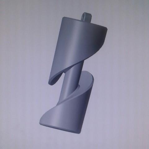 Download 3D model Unfind pendant or toys, CADEN