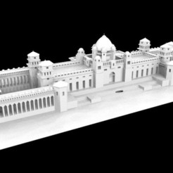 Palace of India - Umaid Bhawan Palace 3D printer file, Culabs